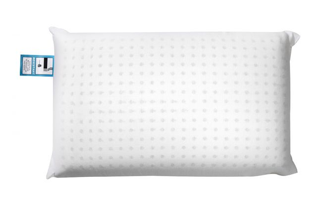 Super Comfort Dunlop Latex Pillow - slim profile
